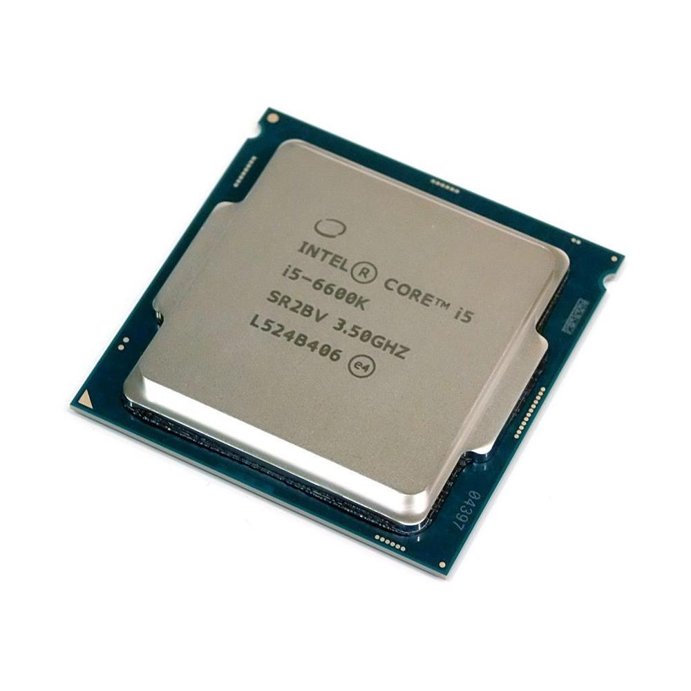 PROCESSADOR INTEL CORE I5-6600K SKYLAKE, LGA 1151, INTEL HD GRAPHICS 530 BX80662I56600K
