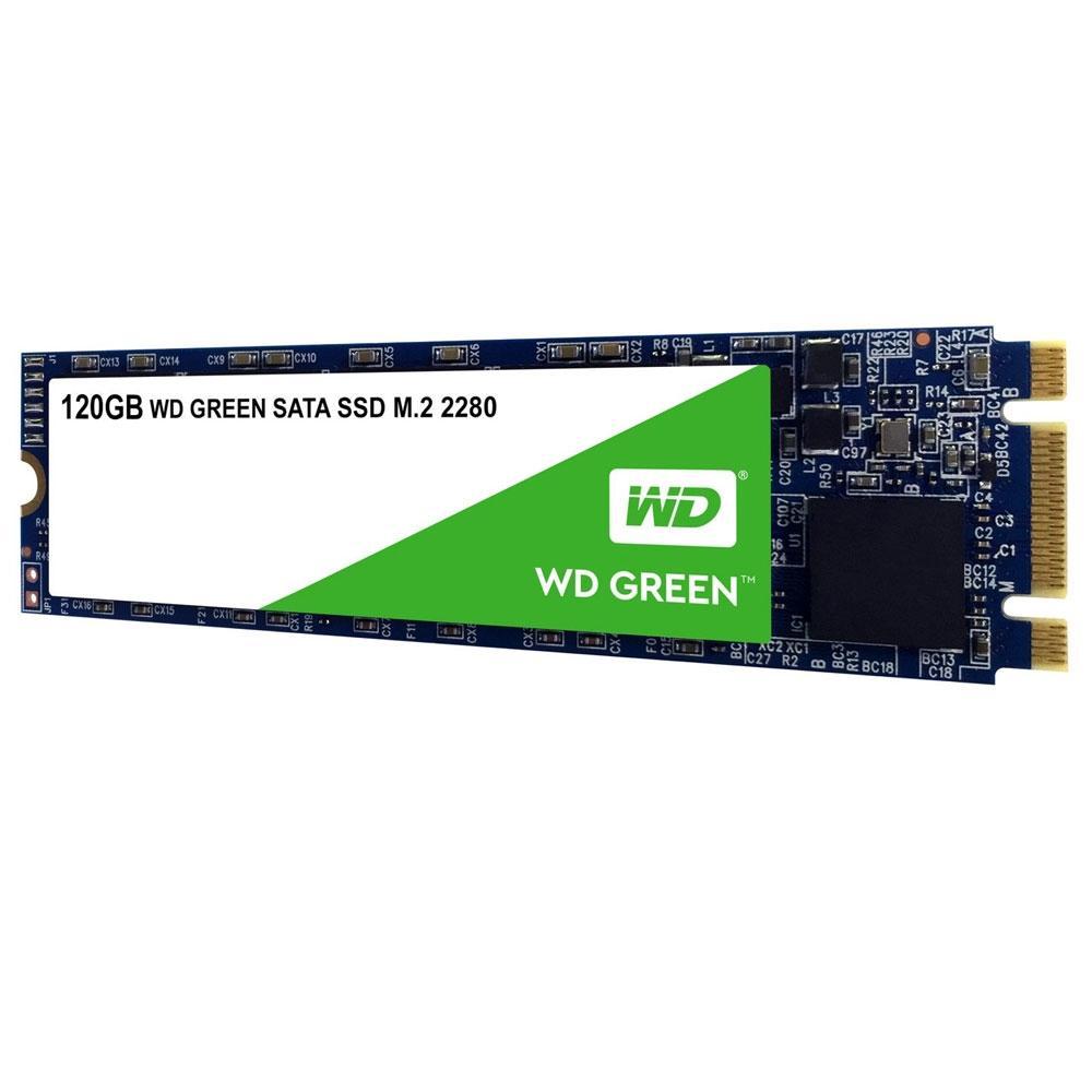 SSD WD GREEN 120GB, M.2 SATA, 2280 - WDS120G2