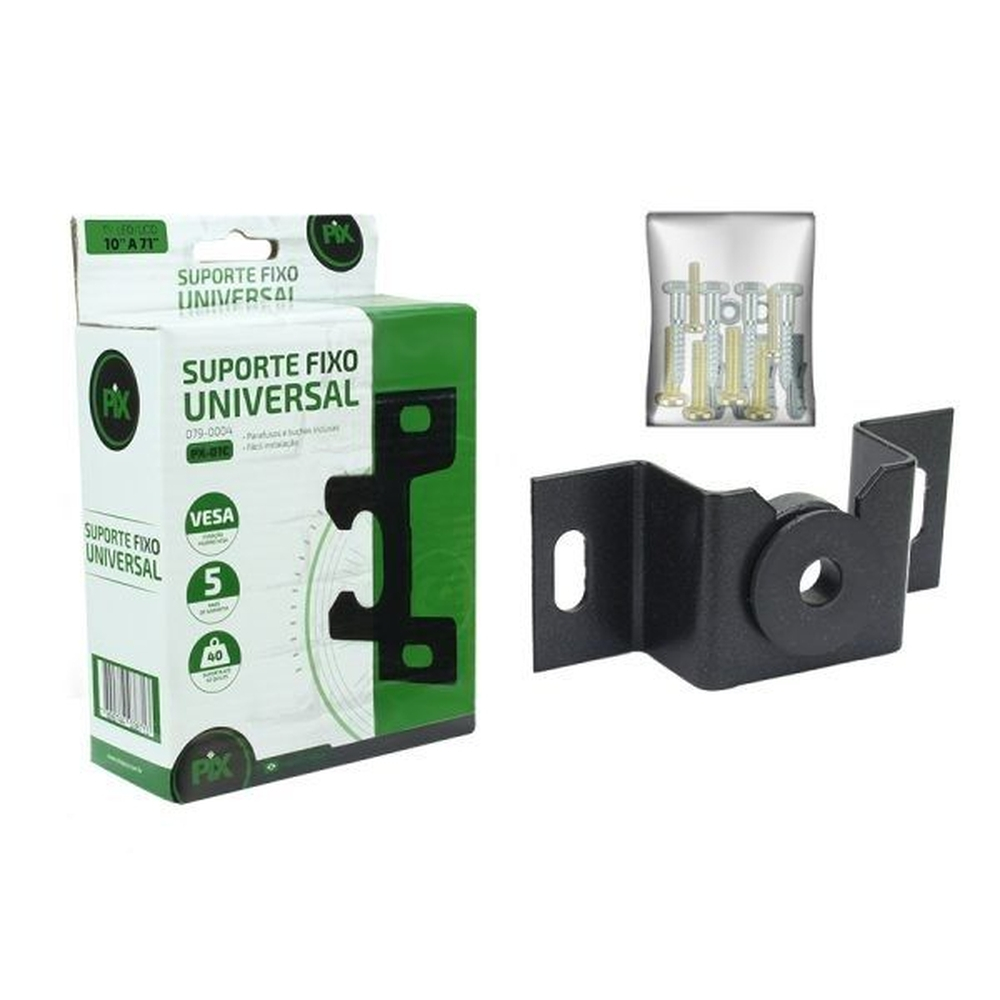 SUPORTE UNIVERSAL PARA TV LED/LCD 10