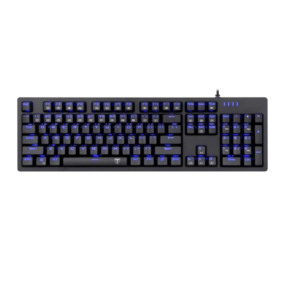 TECLADO MECANICO SINGLE COLOR BERMUDA MODELO T-TGK312 ABNT-2