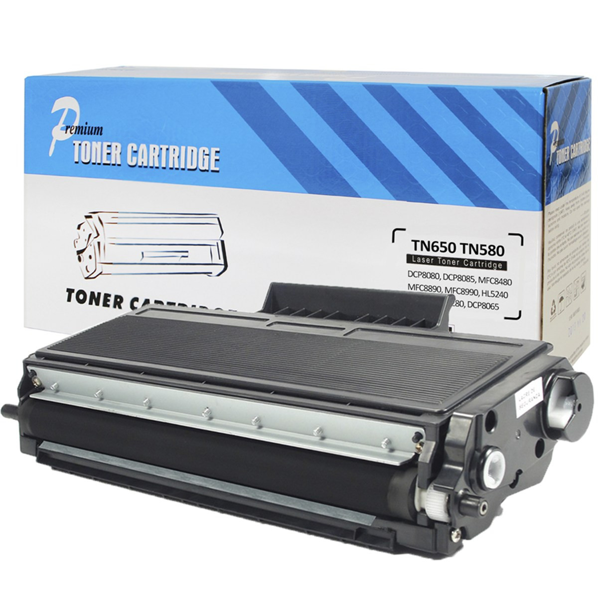 TONER COMPATIVEL BROTHER TN580/8060/65/70/80/85 (7K)
