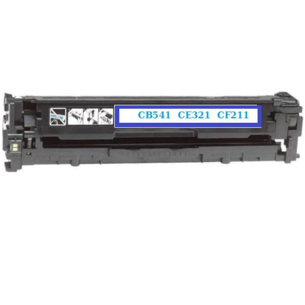 TONER COMPATIVEL HP CB541/CE321/211 CYAN