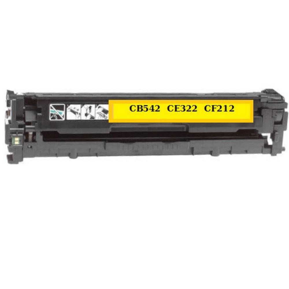 TONER COMPATIVEL HP CB542/CE322/212 YELLOW