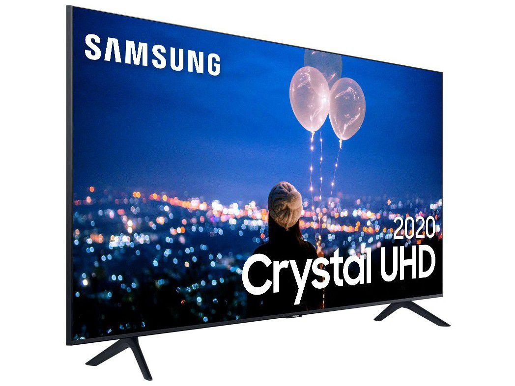 "TV SMART 50"" SAMSUNG LED, 4K, WIFI, USB, HDMI - UN50TU7000GXZD"