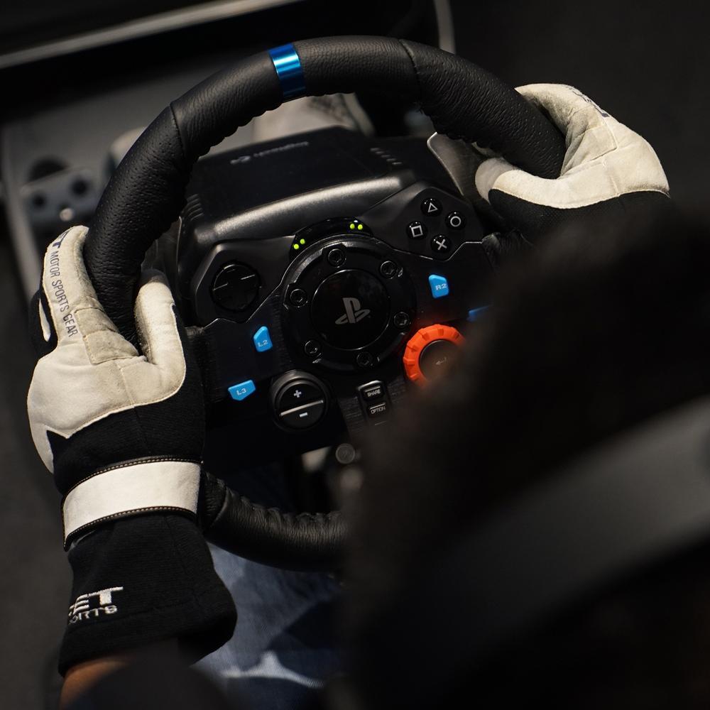 VOLANTE LOGITECH G29 DRIVING FORCE PS3/PS4/PC - 941-000111