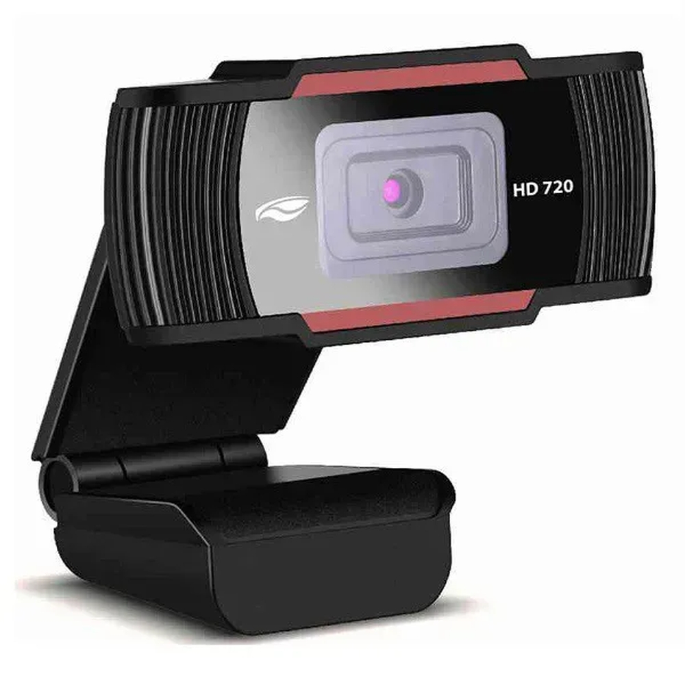WEBCAM C3 TECH HD 720P - WB-70BK