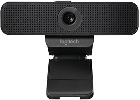 WEBCAM LOGITECH C925E, FULL HD 1080P, COM MICROFONE