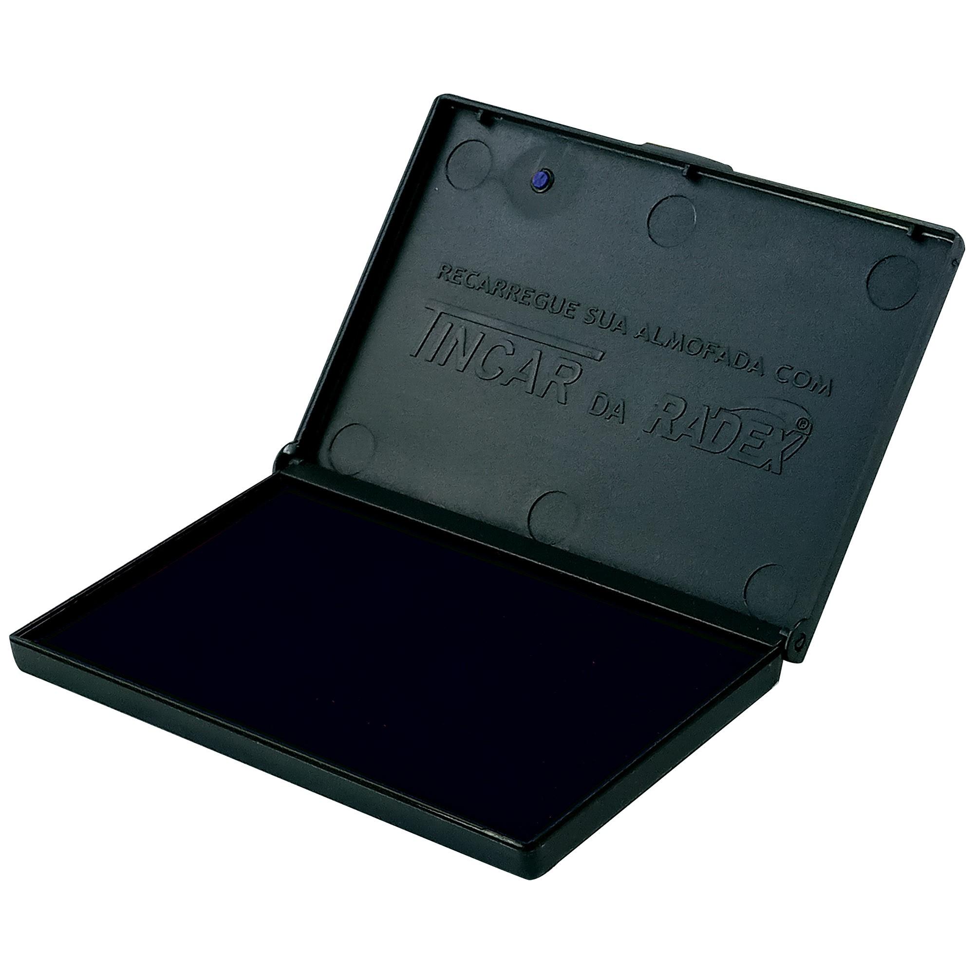 Almofada para Carimbo N.3 Azul - Radex