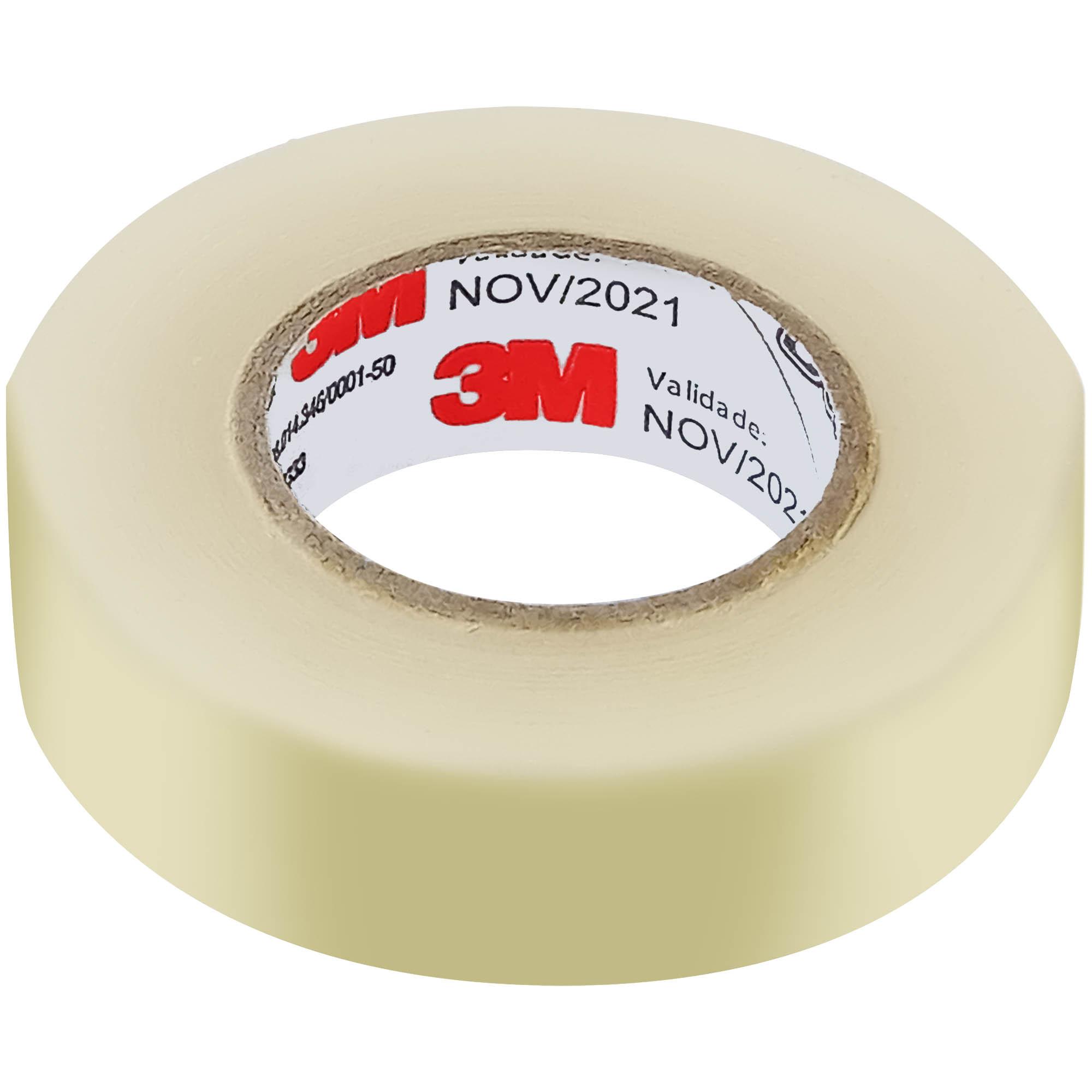 Fita Adesiva Transparente DUREX 12MMX30M FLOW PCK HB004173884 - 3M