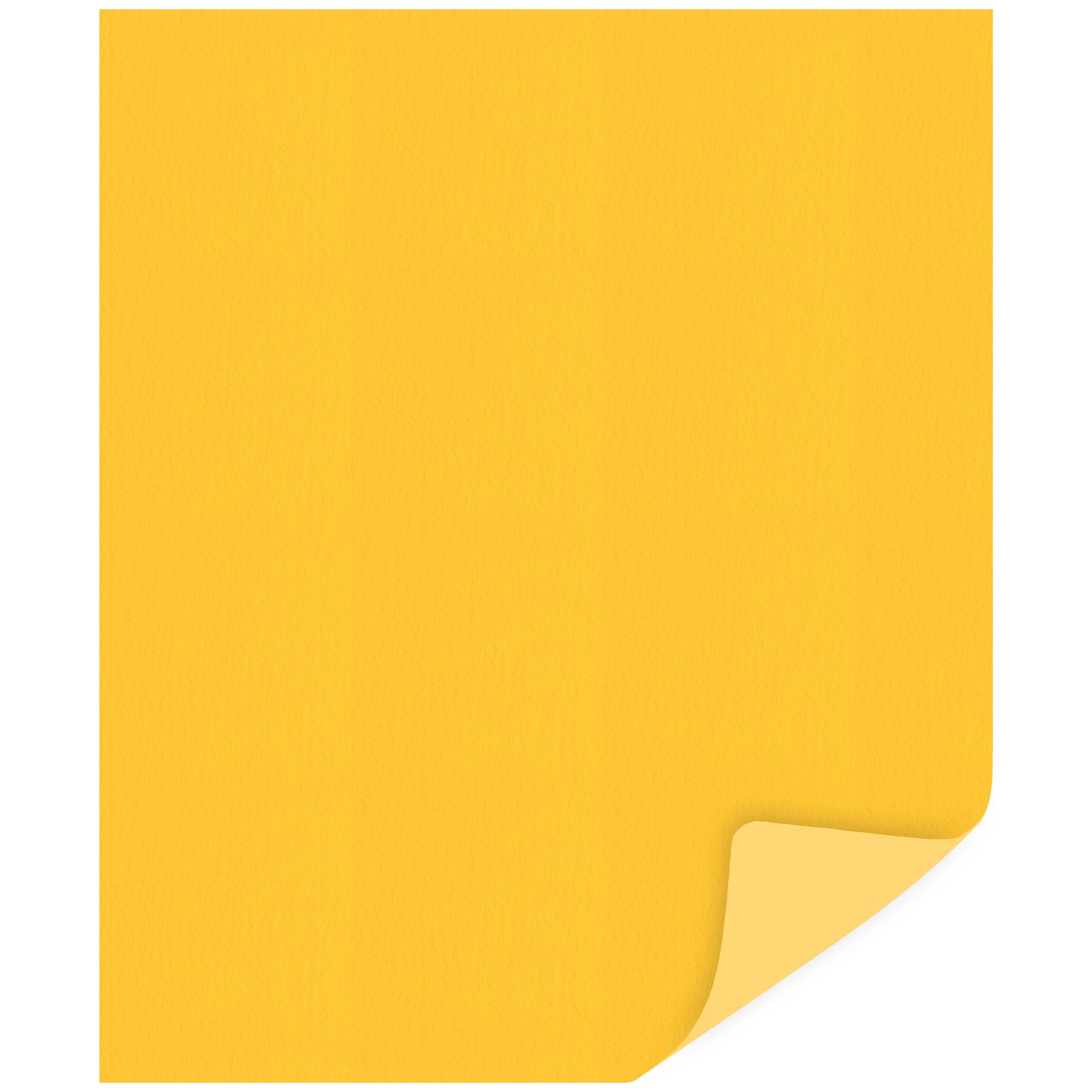 Papel Dobradura 50X60CM. Cor Amarelo  209.1.06 - V.M.P.