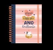 Planner Anual Gatinho