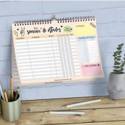 Wall Planner Semana de Estudos