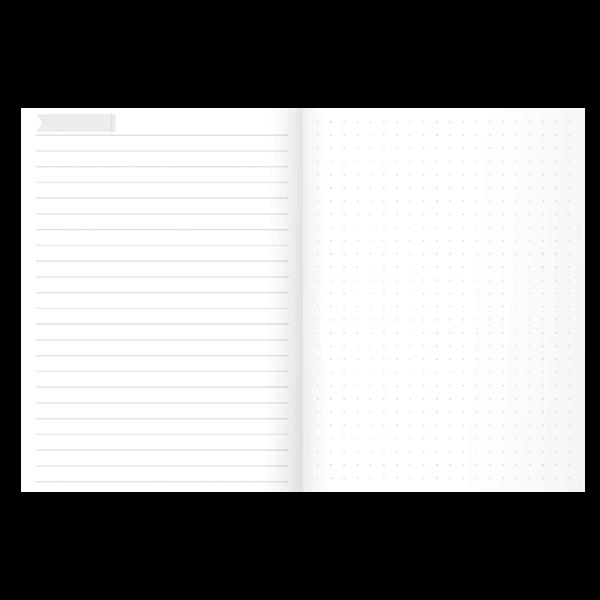 Caderno Dueto