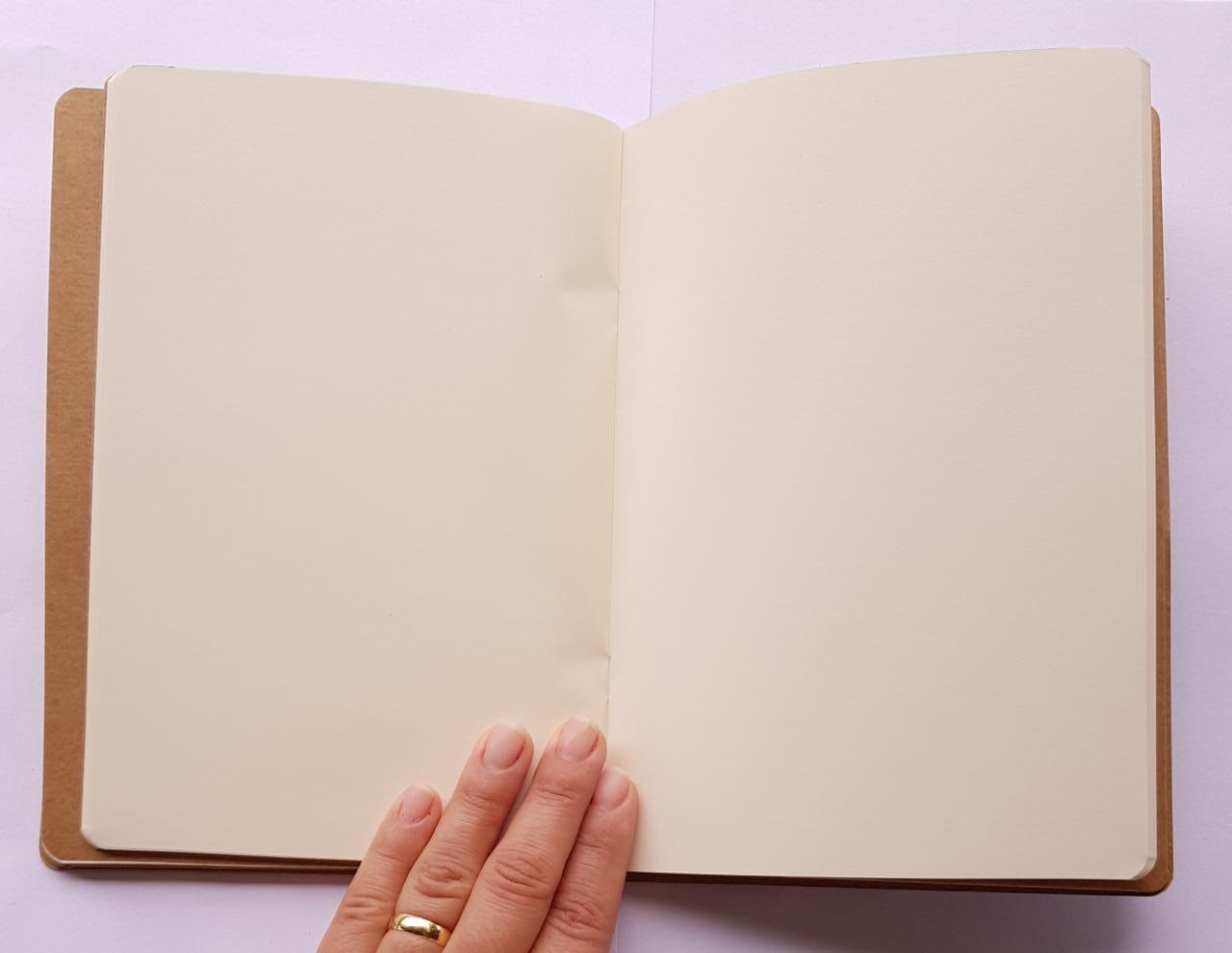 Caderno Duplo