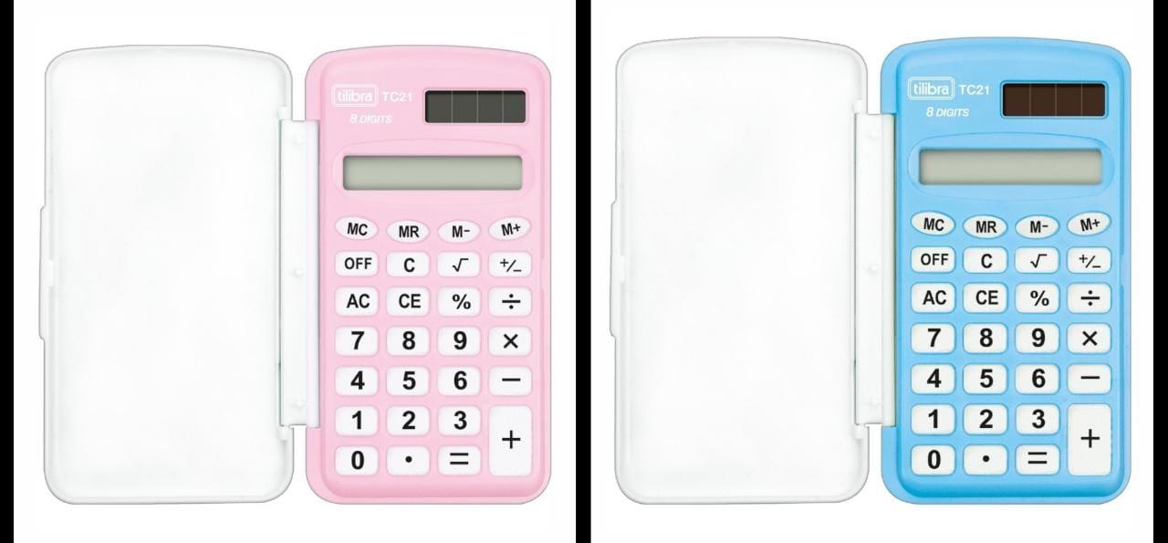 Calculadora Eletrônica TC21