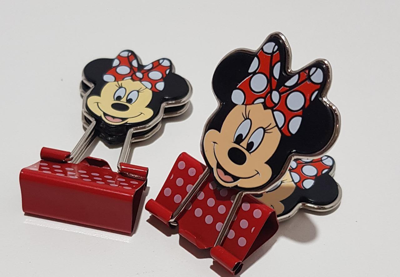 Clip Metálico Minnie