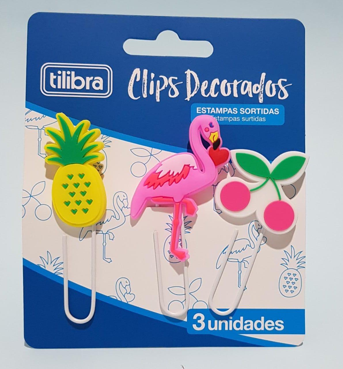 Clips Decorado