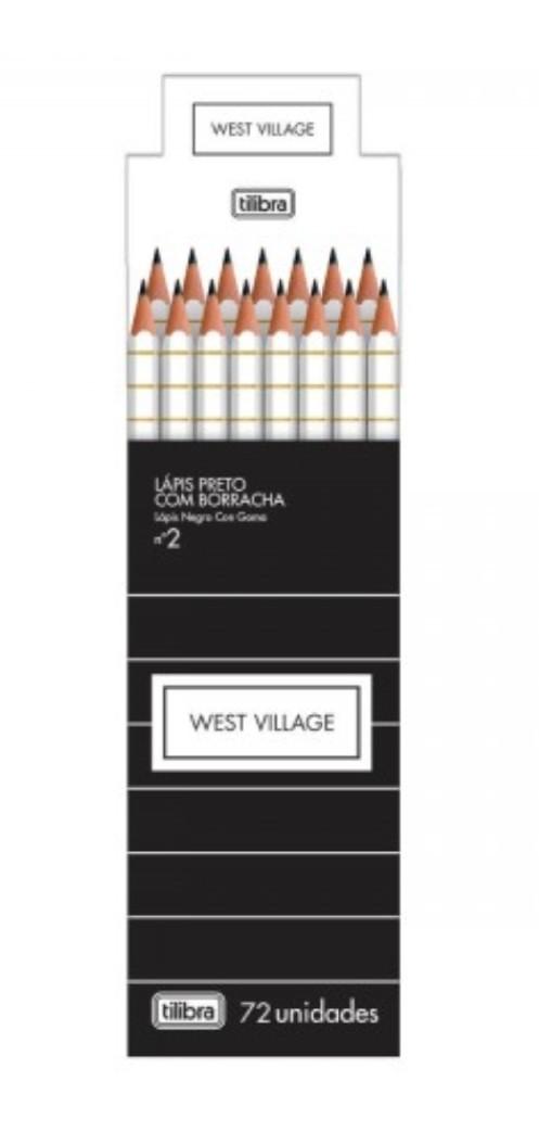 Lápis West Village Branco