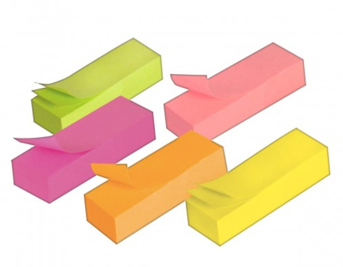 Tili Notes Neon 5 blocos