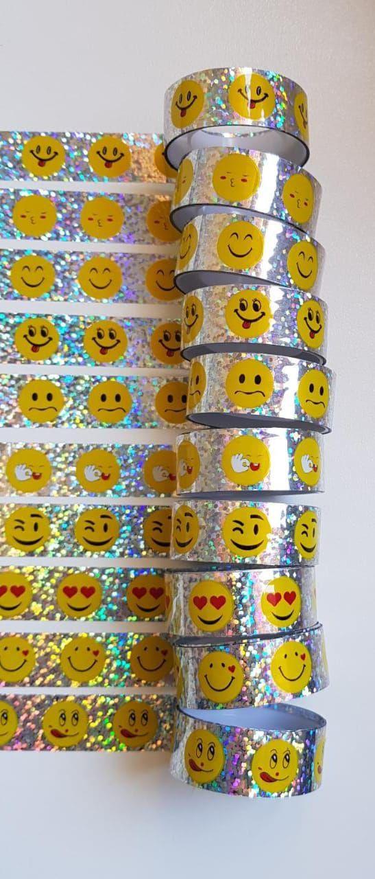 Washi Tape Emoticons