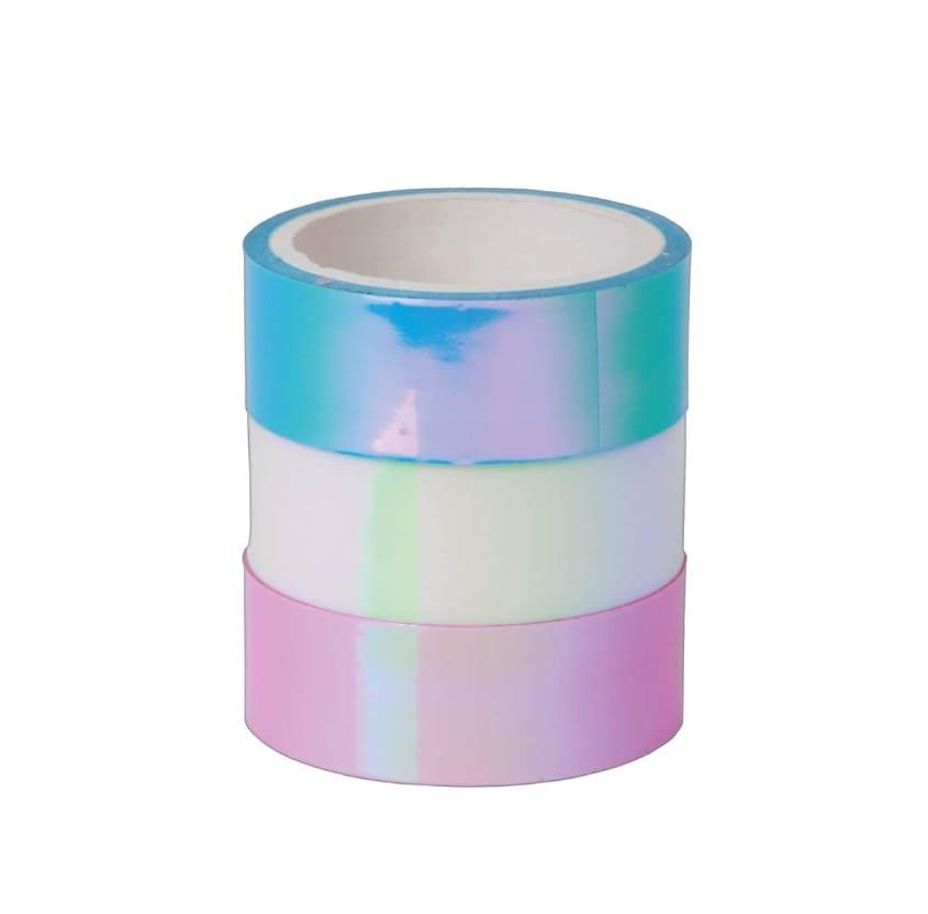 Washi Tape Holográfica