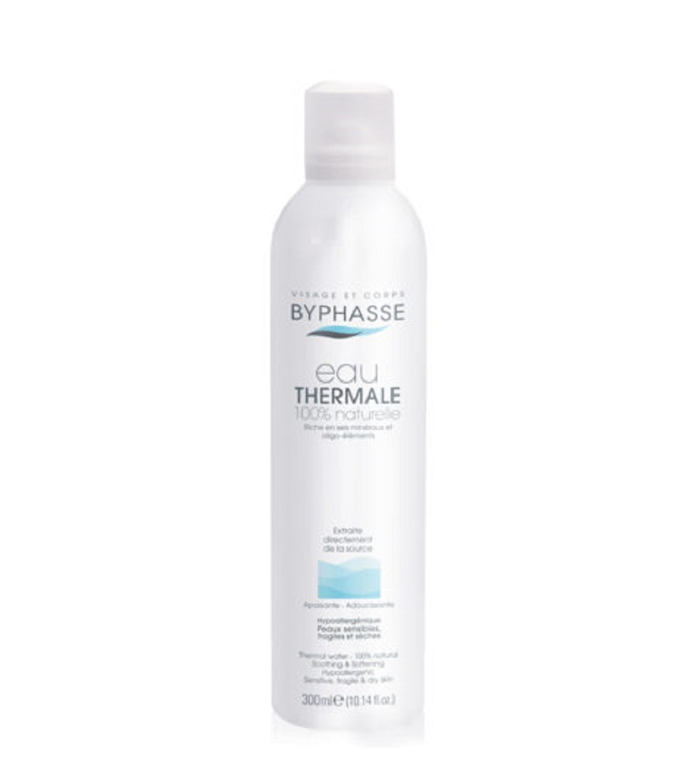 ÁGUA TERMAL 100% NATURAL 300ml - BYPHASSE