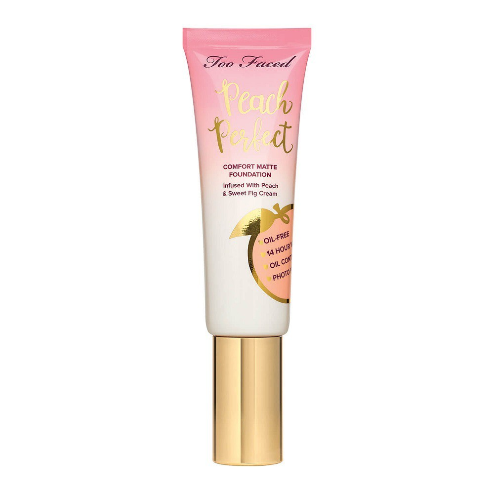 BASE PEACH PERFECT COMFORT MATTE 48ml - TOO FACED