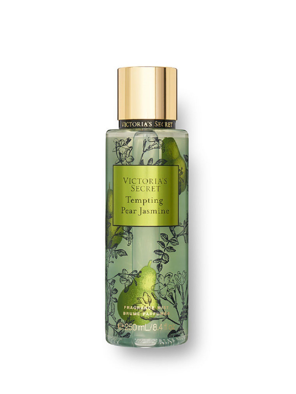 BODY SPLASH TEMPTING PEAR JASMINE VICTORIA'S SECRET