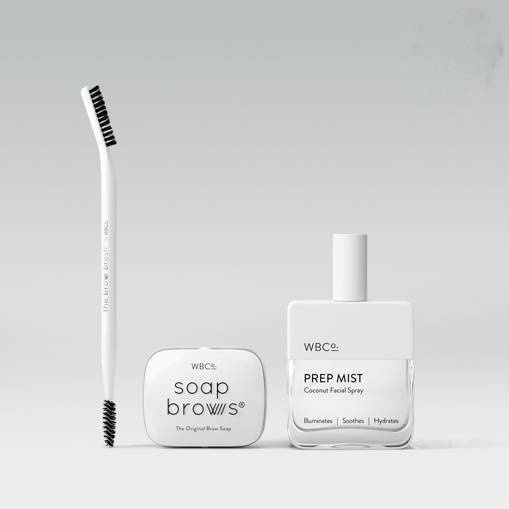 KIT SOAP BROWS ESSENTIALS - WEST BARN CO