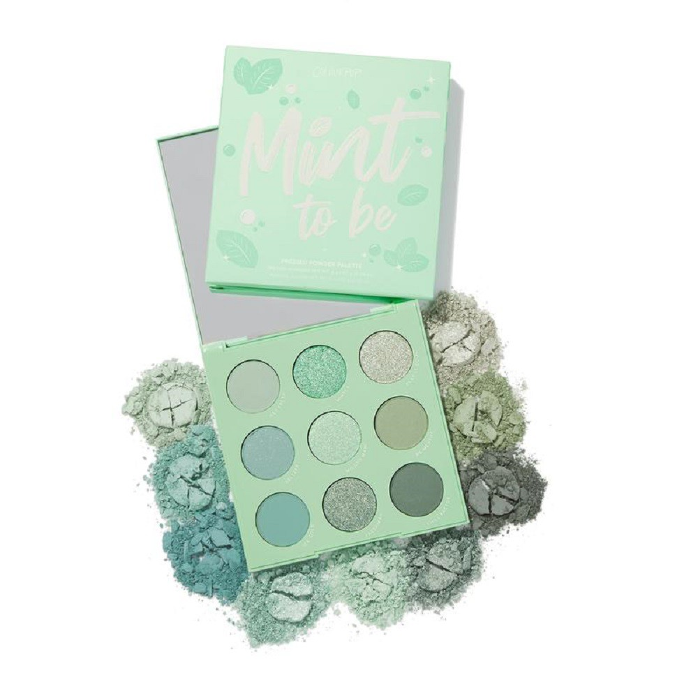 PALETA DE SOMBRAS MINT TO BE - COLOURPOP