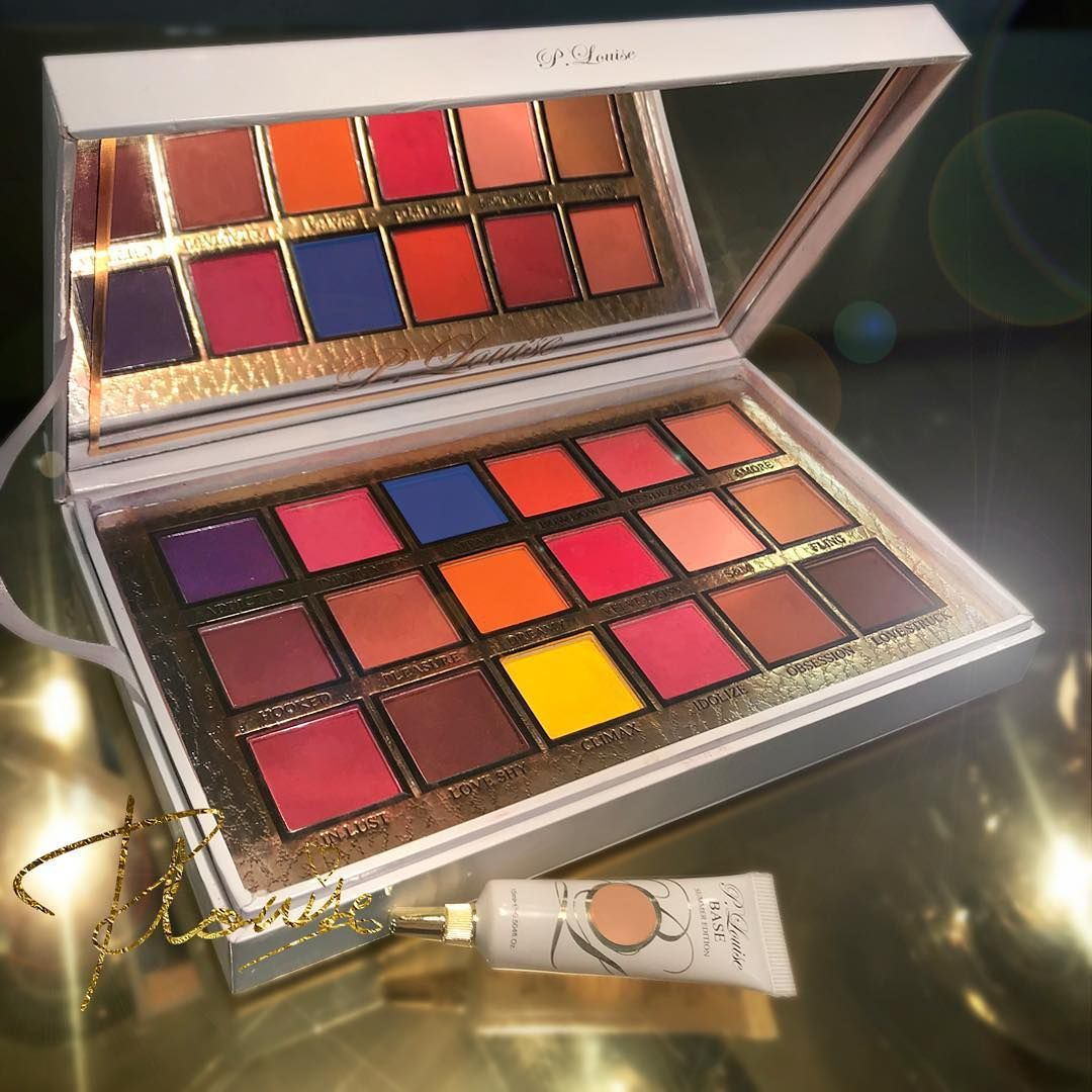 PALETA DE SOMBRAS THE 'SECRET' SINNER PALETTE - P. LOUISE