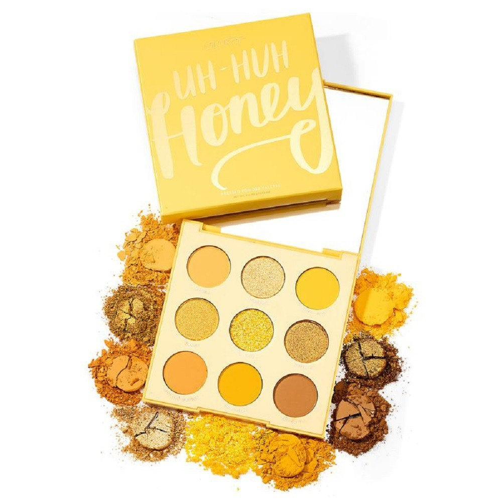 PALETA DE SOMBRAS UH HUH HONEY - COLOURPOP