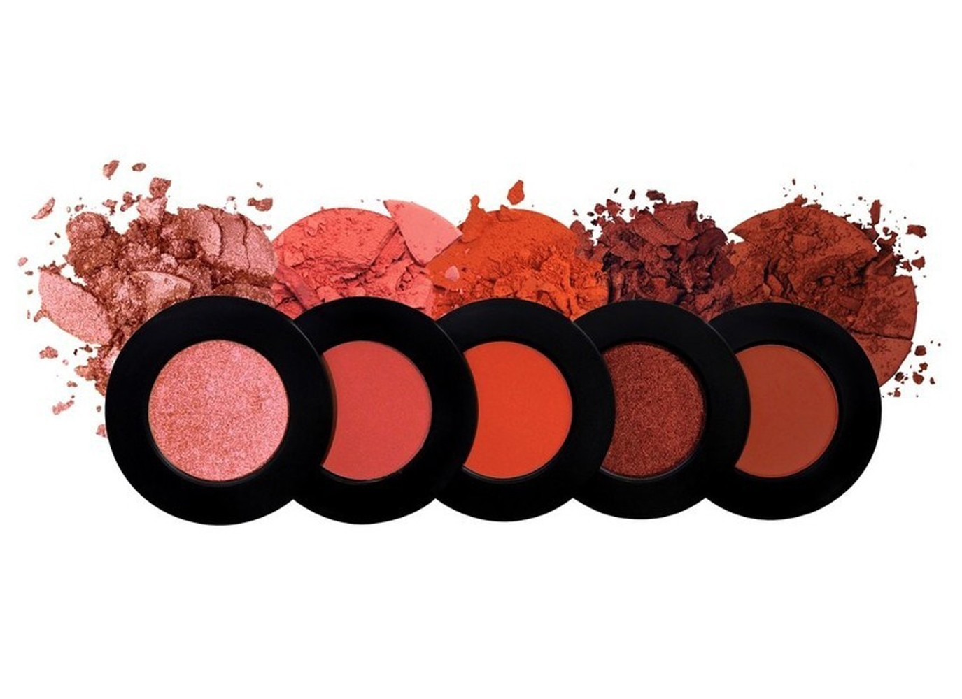 PILHA DE SOMBRAS THE BABY GIRL STACK - MELT