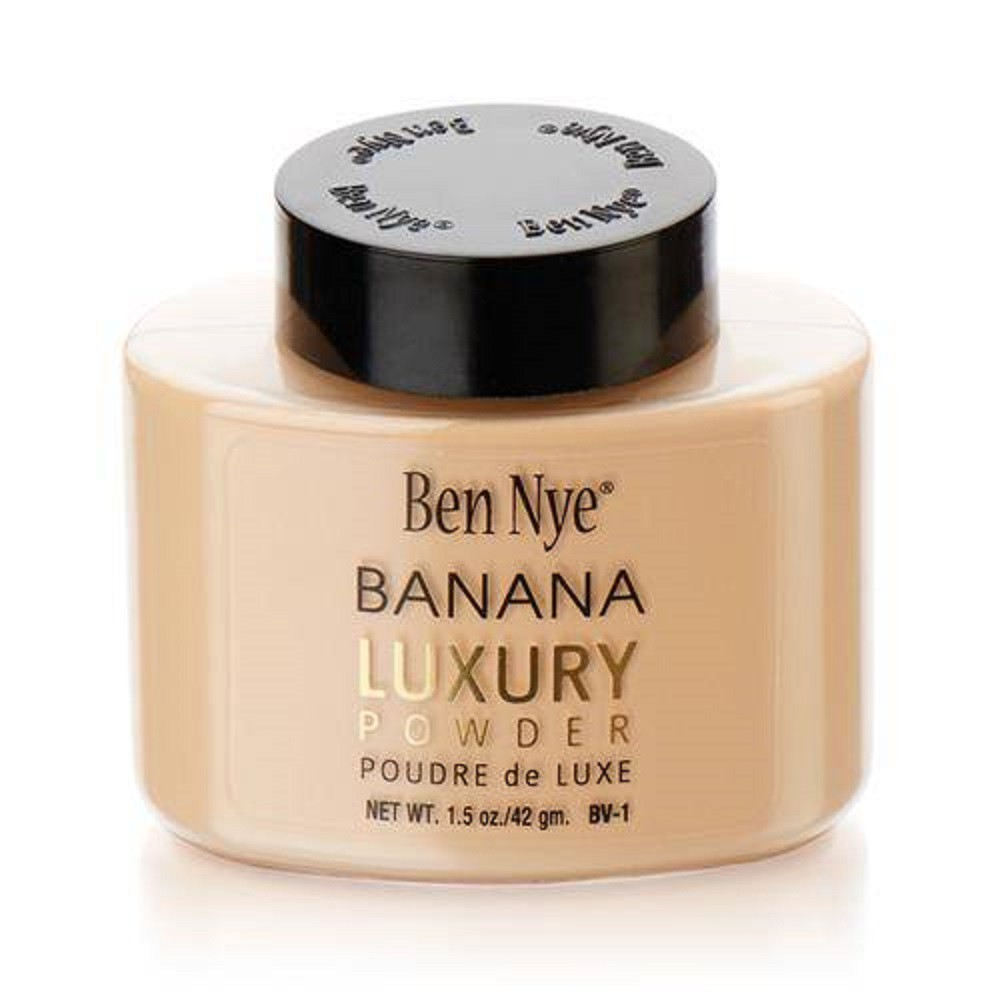 PÓ BANANA LUXURY POWDER 42G - BEN NYE