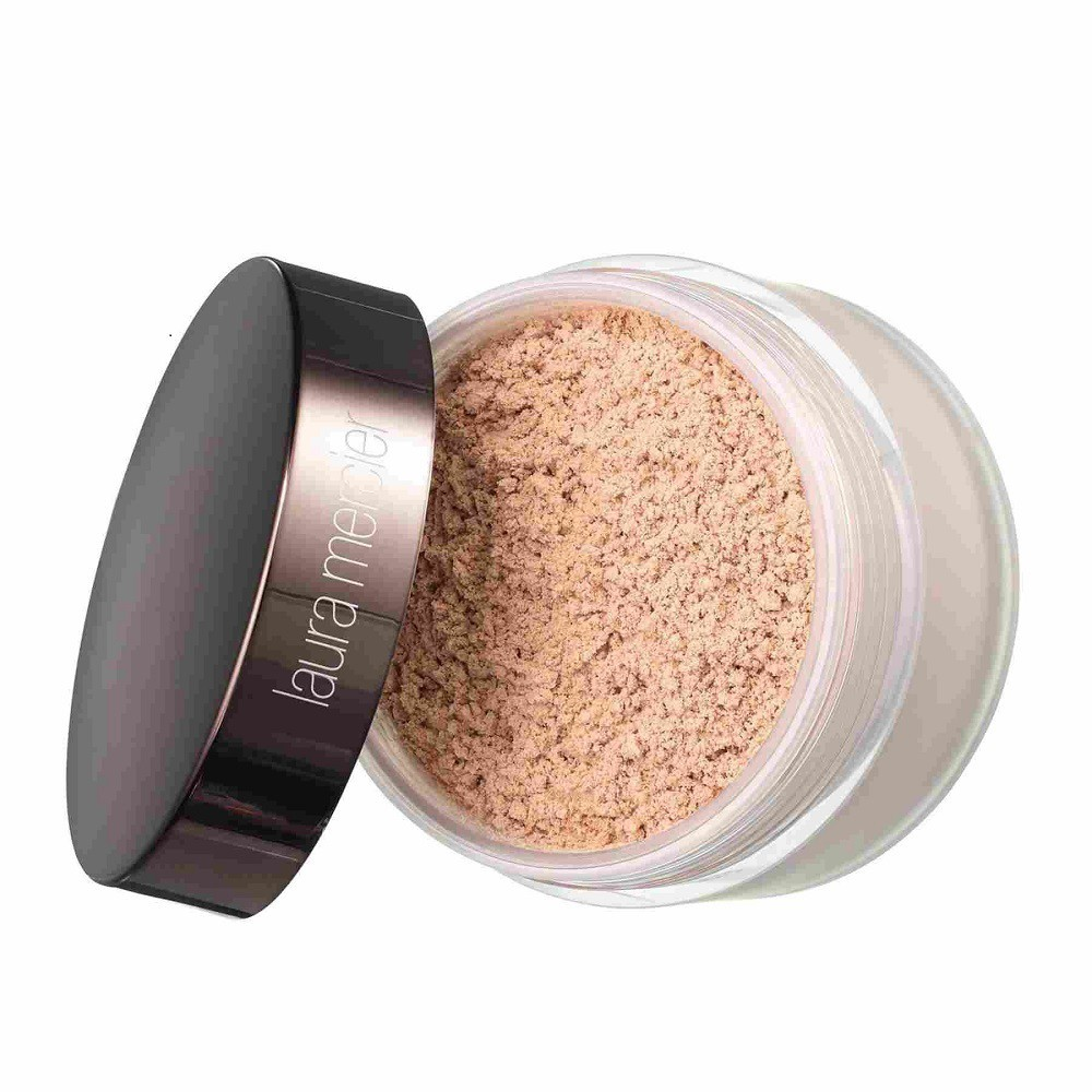 PÓ TRANSLÚCIDO  LOOSE SETTING POWDER GLOW - LAURA MERCIER