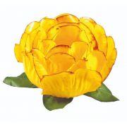 Forminha Bela Amarelo Queimado