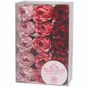 Forminha Bela Três Tons Rosas