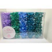 Forminha Madri Kit Comemore 4 (Lilás, Azul Claro, Menta, Tiffany, Verde Água)