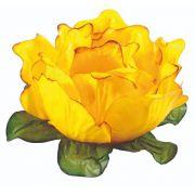 Forminha Primavera Amarelo Queimado