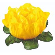 Forminha Primavera Amarelo Vivo