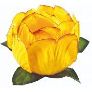 Forminha Princesa Amarelo Queimado