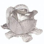 Forminha Rainha Tela / Papel Prata