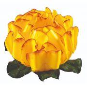 Forminha Rosa Maior Amarelo Queimado