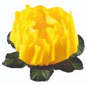 Forminha Rosa Maior Amarelo Vivo