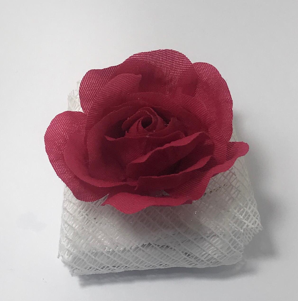 Caixas Bem Casado Rô Artesanato Cristal/ Tela Pink