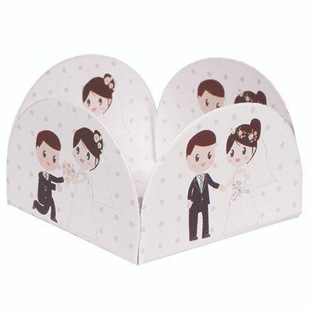 Caixetas Casamento Ajoelhado