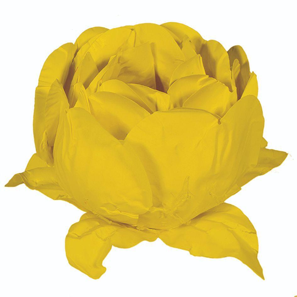 Forminha Bela Amarelo Neon