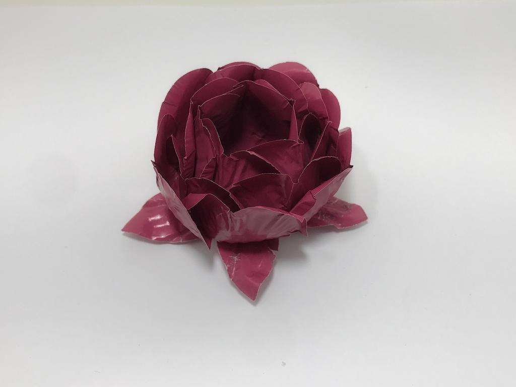 Forminha Bela Cintilante Rosê