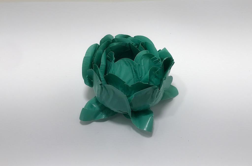 Forminha Bela Duo Tiffany / Verde Militar