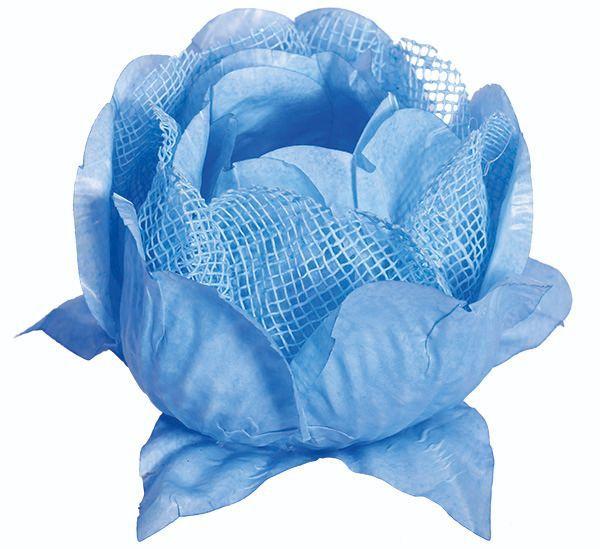 Forminha Bela Tela / Papel Azul Bebê